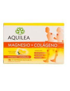 AQUILEA MAGNESIO + COLAGENO...